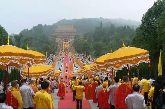 炎帝陵祭典