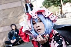 开拓动漫祭cosplay摄影