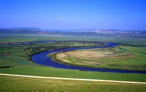 黑龙江省——额尔古纳河流域