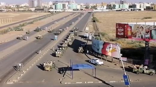苏丹喀土穆机场发生激烈对峙 我使馆提醒注意安全