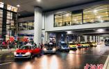 """上海浦东国际机场利用大数据利器 打通打车""""最后一公里"""""""
