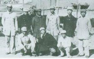 1945年,王宏坤在邯郸