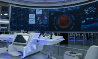 China's Mars simulation base debuts in Gobi Desert