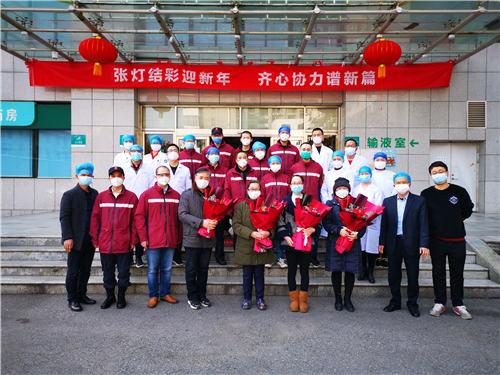 使命召唤 职责担当一一记江西驰援武汉市第五医院发热病房11病区主任杨文龙