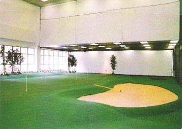 室内高尔夫球