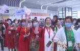 沪苏通铁路开通迎首个双休日 南通西站两天预售5000张