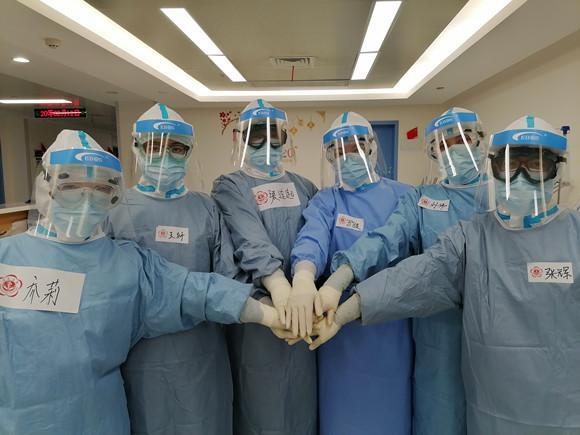 中国发布丨国家援鄂医疗队员马骏:一批批医疗队从湖北撤离,我们仍要坚守,回京期盼是我继续努力的动力