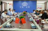 文成县委书记刘中华调研水利工作