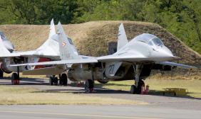 匈牙利拍卖米格29:19架战机加20台航发1千万美元