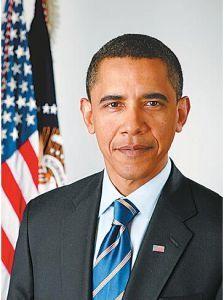 贝拉克•奥巴马
