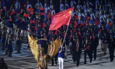 Xi's special envoy: Sports help carry Chinese dreams of prosperity