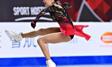 Highlights of ISU Grand Prix of Figure Skating Final
