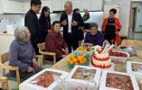 """钱塘新区新元社区开展""""陪伴是最长情的告白""""重阳节活动"""