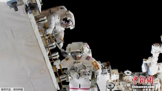 期待!史上首次全女性宇航员太空行走将于18日进行