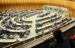 第68届世界卫生大会