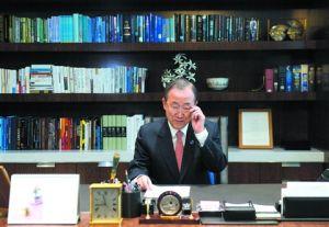 联合国秘书长