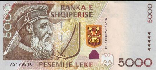 阿尔巴尼亚钱币