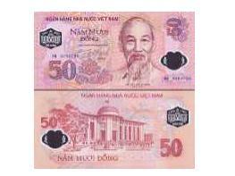 50越南盾
