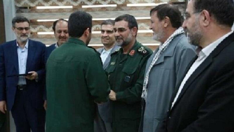 伊朗表彰击落美无人机战绩 革命卫队数名成员获奖