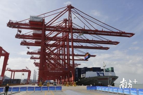 全國首個傳統改造5G智慧港在深圳發佈