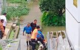 新安江水库开闸泄洪 宁波这支救援队已在建德参与抢险4天了