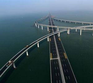 山东高速胶州湾大桥