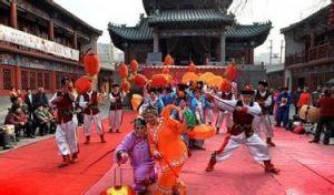 郑州城隍庙会
