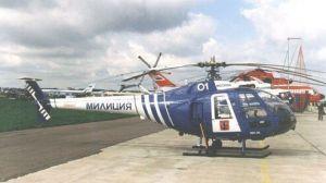米-34直升机