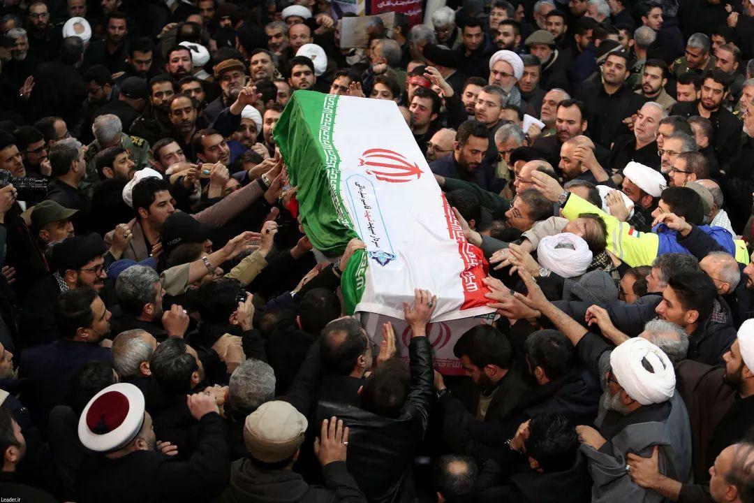 苏莱曼尼事件,暴露了美国中东议题轻重缓急的大变化!