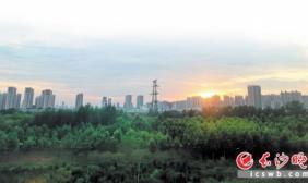 上周长沙市限购区域 共批准预售面积33.91万m2