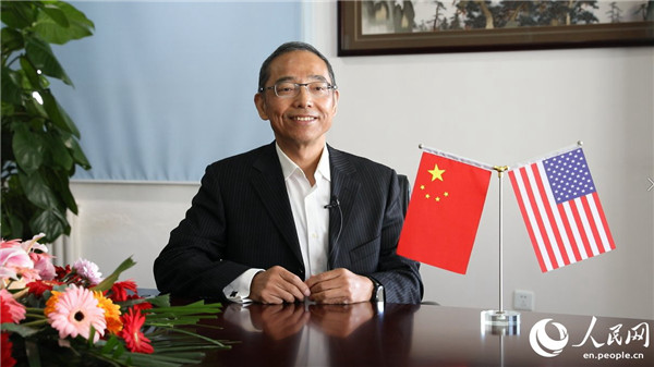谈跃生:扩大开放的中国是外企蓬勃发展的沃土