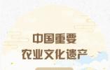 数量居全国第一!浙江12个中国重要农业文化遗产都是哪些