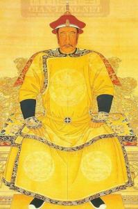 清太祖努尔哈赤