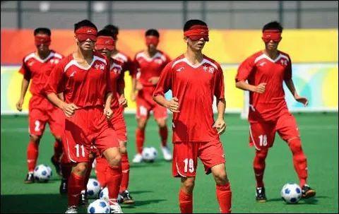 中国国家盲人足球队