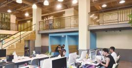 昔日飛鴿老廠房如今創意産業園