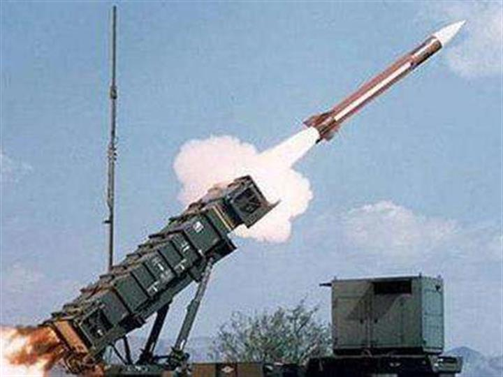 """以色列军方完成""""铁穹""""和""""爱国者""""防御实弹演习"""