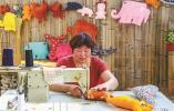 畅谈艺术给乡村带来的变化 宁海葛家村村民用双手美化家园