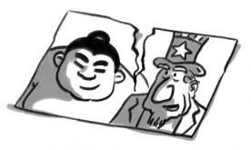 Japan acute at diplomatic recalibration