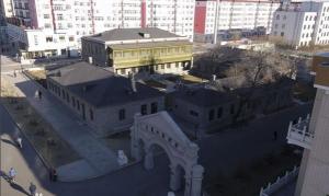 黑龙江督军署古建筑