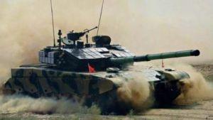 中国ZTZ-99式坦克