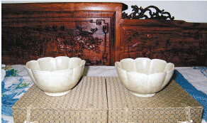 北齐白瓷大碗