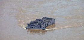 最神奇的建筑 屹立长江中700年不倒