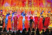 北京台春晚举行带装联排 明星忙跨界大打情怀牌