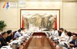 裘東耀主持召開市政府常務會議 部署四季度經濟發展重點工作