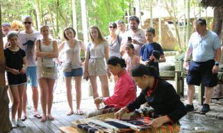 ?#20998;?#22823;型会奖团盛赞槟榔谷 人文底蕴提升会奖旅游新观感