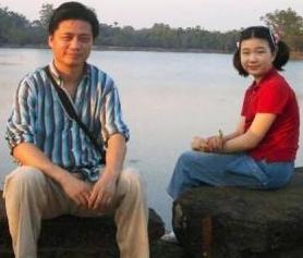 崔永元与女儿