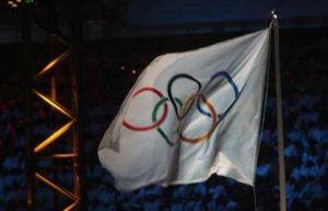 奥林匹克旗帜