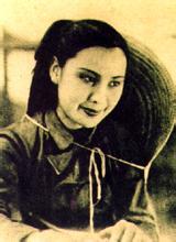 白杨在《中华儿女》中的剧照