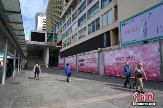 香港暴徒攻击破坏店铺 店主:做法幼稚不负责任