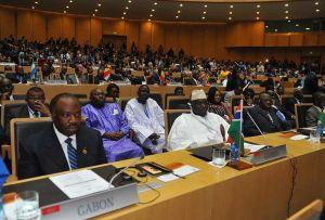 第19届非盟首脑会议开幕